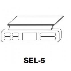 Cyfrowy wyświetlacz SEL-5 do biurek SELKO