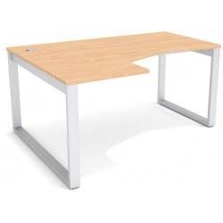 biurko FOCUS z wycięciem