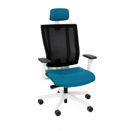 Fotel gabinetowy MaxPro WS HD