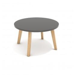 Okrągły stolik kawowy Balwoo SK-115 niski (fi 80 cm)