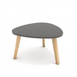 Trójkątny stolik kawowy Balwoo SK-113 niski