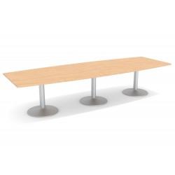 Stół konferencyjny SK-43 (220x100 cm)