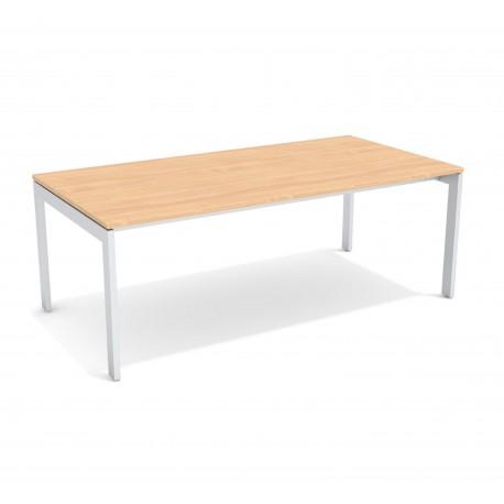 Stół konferencyjny prostokątny SK-32 (200x100 cm)