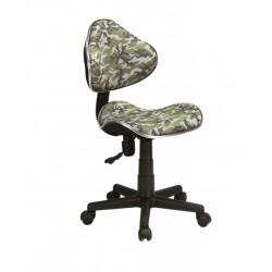 Krzesło dziecięce we wzory Q-G2