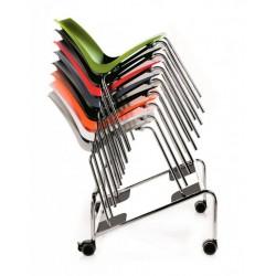 Wózek do transportu krzeseł ARI / MARIQUITA