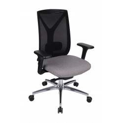 Fotel biurowy VALIO BS, bez zagłówka