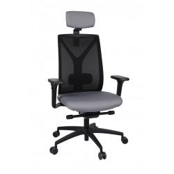Fotel biurowy VALIO BS HD, zagłówek