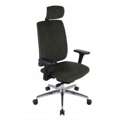 Fotel biurowy VALIO BT HD, zagłówek