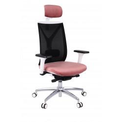Fotel biurowy VALIO WS HD, zagłówek