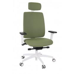 Fotel biurowy VALIO WT HD, zagłówek