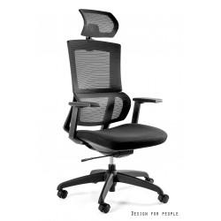 Fotel biurowy ELEGANCE czarny