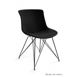 Krzesło konferencyjne EASY BR - tkanina materiałowa