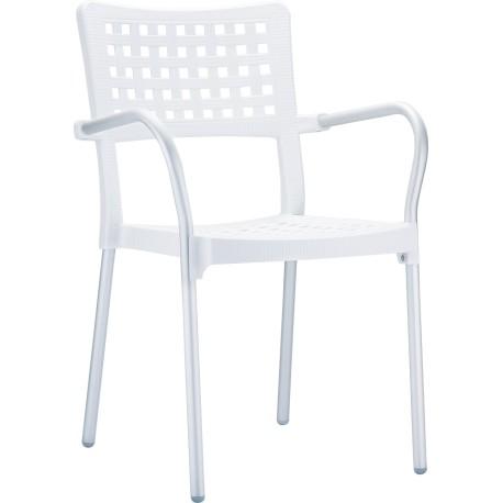 Klasyczne krzesło ogrodowe Gala