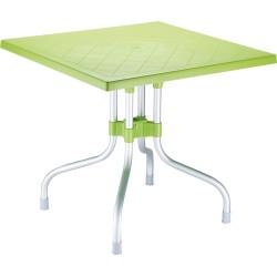 Składany stolik Forza do ogrodu lub restauracji