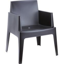 Designerski fotel Box