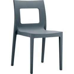 Rewelacyjne designerskie krzesło z tworzywa Lucca