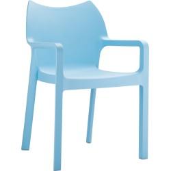 Designerskie krzesło Diva