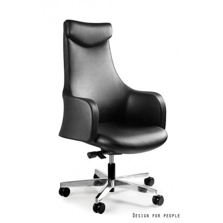 Krzesło biurowe BLOSSOM skóra