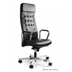 Fotel gabinetowy ARES eko- skóra
