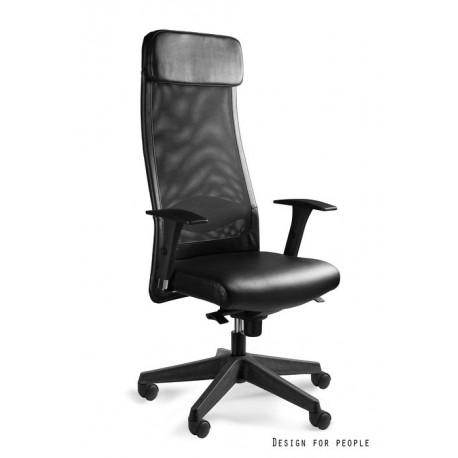 Fotel gabinetowy ARES SOFT eko- skóra