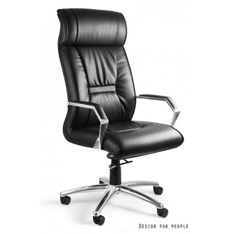 Fotel gabinetowy CELIO skóra