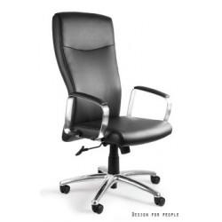 Fotel gabinetowy ADELLA eko- skóra