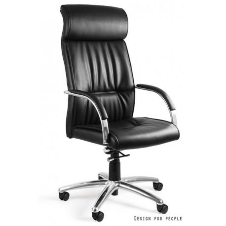 Fotel gabinetowy BRANDO eko- skóra
