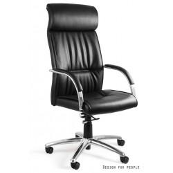 Fotel gabinetowy BRANDO skóra