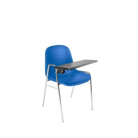 Krzesło do poczekalni BETA chrome