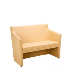 Sofa do poczekalni CLUB SQ duo