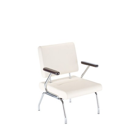 Krzesło CONECT II ARM chrome