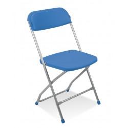 Krzesło do poczekalni POLYFOLD alu