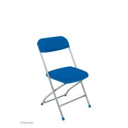 Krzesło do poczekalni POLYFOLD plus alu