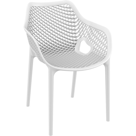 Krzesło do jadalni,kawiarni lub ogrodu  Air XL