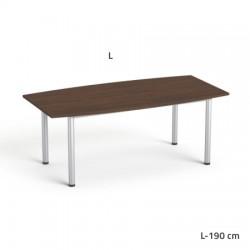 Stół SOVE SV-43 80/95x190 cm