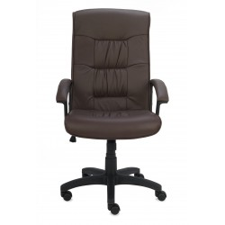 Fotel gabinetowy RELAKS SGB (skóra licowa)