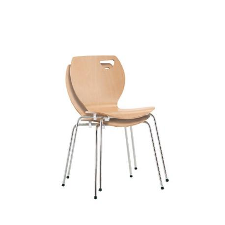 Krzesło do jadalni i restauracji CAFE IV