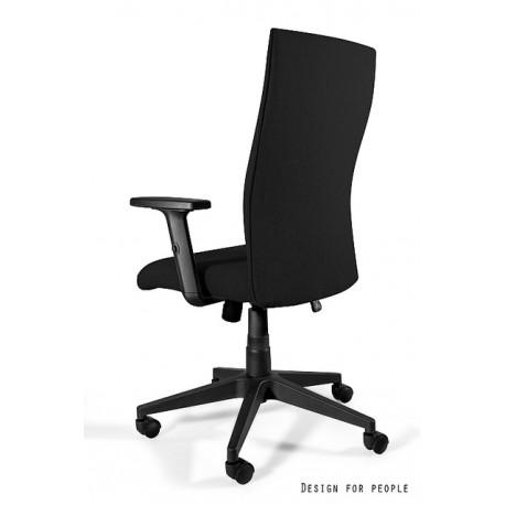 Krzesło biurowe BLACK ON BLACK PLUS wersja standardowa