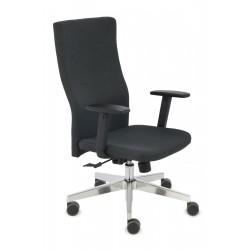 Krzesło biurowe TEAM PLUS CHROME