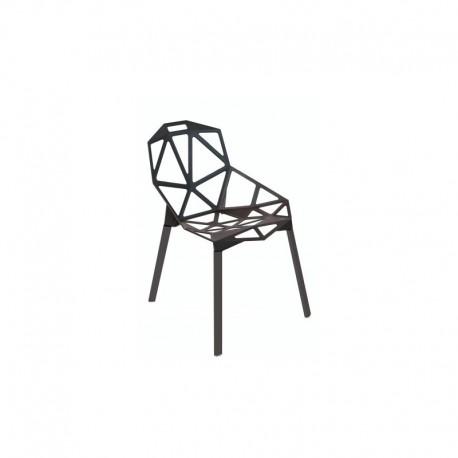 Nowoczesne krzesło do ogrodu CORTINA