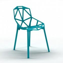 Nowoczesne krzesło do ogrodu CORTINA 2