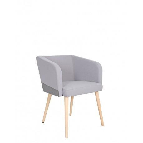 Krzesło do poczekalni HELLO  PUZZLE- LWM 4L