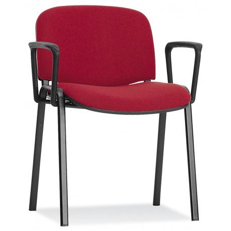 Krzesło do poczekalni i sal konferencyjnych ISO