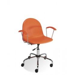 Krzesło obrotowe AMIGO GTP chrome