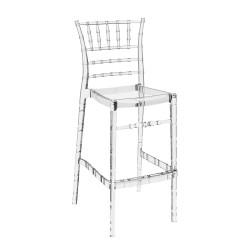 Krzesło barowe CHIAVARI 75