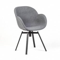 Krzesło do jadalni MALMO tapicerowane