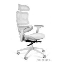 Krzesło biurowe ERGOTECH  biały