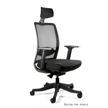 Fotel ergonomiczny, biurowy ANGGUN