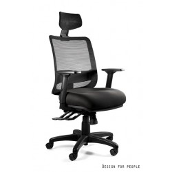 Fotel biurowy SAGA PLUS