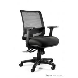 Fotel ergonomiczny SAGA PLUS M